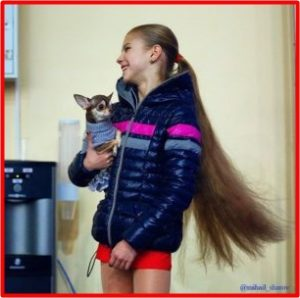 トルソワ 髪の毛