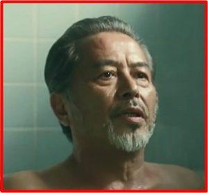 温泡 CM 俳優 父親役