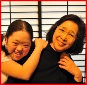金澤翔子 母
