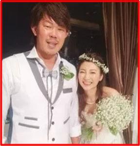 山口俊選手 嫁