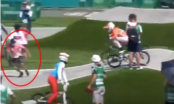 BMX 事故